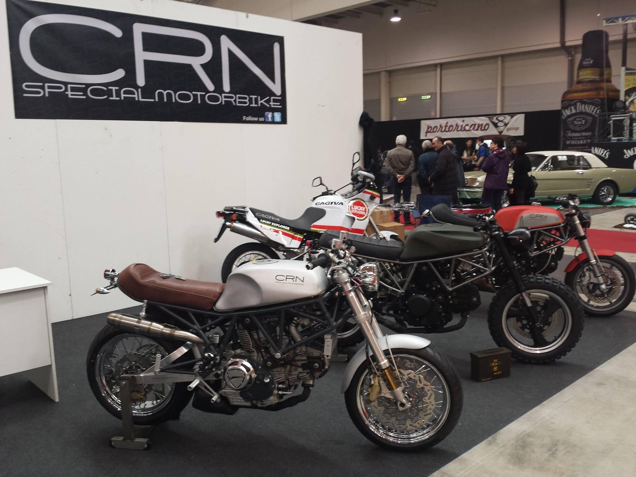 eventi | crn : café racer napoli - passione moto, stile racer