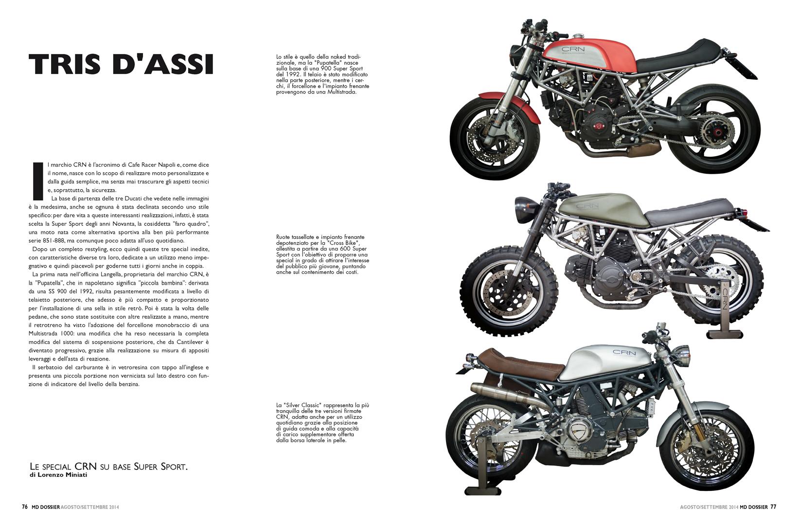 magazine | crn : café racer napoli - passione moto, stile racer