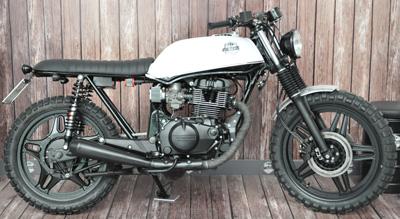 special honda 400