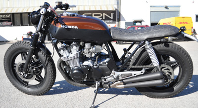 special honda cb 750