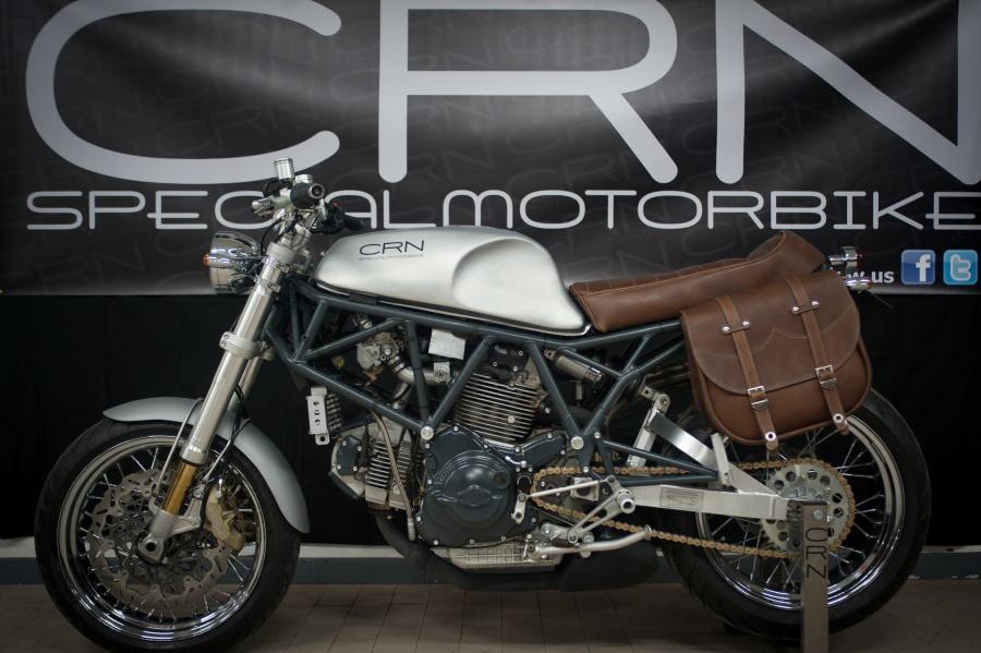 silver classic – ducati cafe racer napoli | crn : café racer