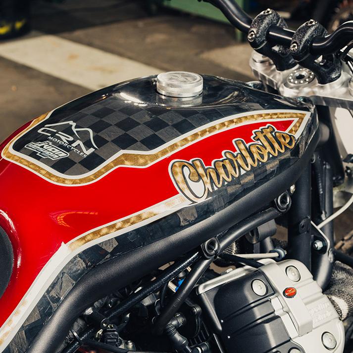 crn : café racer napoli – passione moto, stile racer