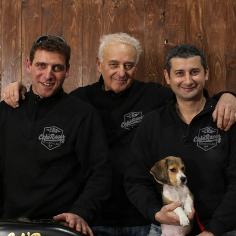 team Cafe Racer Napoli
