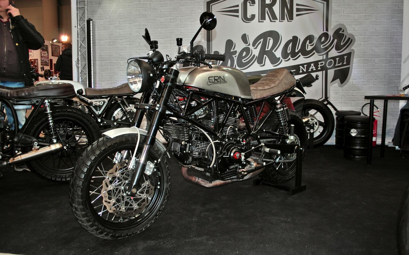 Ducati - Scrambler CRN