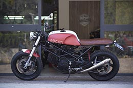 ducati monster old style