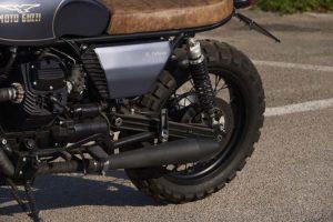 Moto Guzzi Napoli 1926
