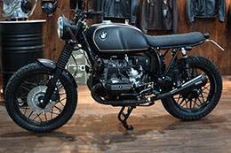 BMW Cafe Racer CRN